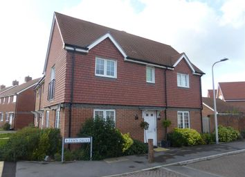 Thumbnail 3 bedroom end terrace house for sale in Fawn Drive, Three Mile Cross, Reading