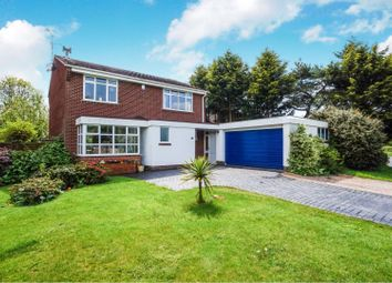 Thumbnail 4 bed detached house for sale in Station Road, Rolleston On Dove, Burton-On-Trent