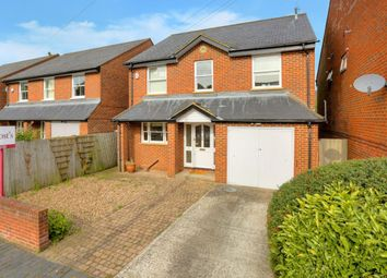 Thumbnail 4 bed detached house for sale in Heath Road, St.Albans