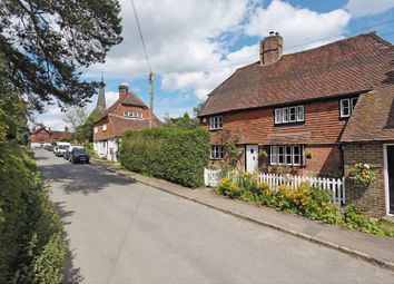 Thumbnail 4 bed cottage for sale in North Lane, West Hoathly, East Grinstead