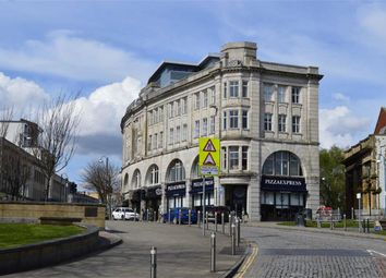 Thumbnail 1 bed flat for sale in Castle Lofts, Swansea