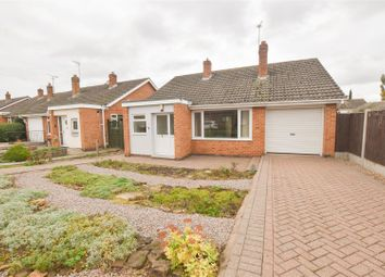 Thumbnail 3 bed detached bungalow for sale in Lowlands Drive, Keyworth, Nottingham