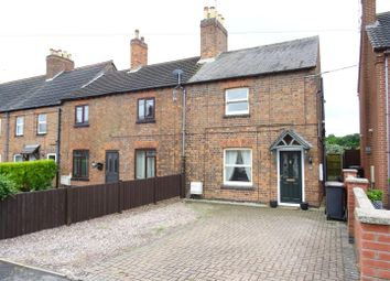 Thumbnail 2 bed end terrace house for sale in Battram Road, Battram, Leicestershire