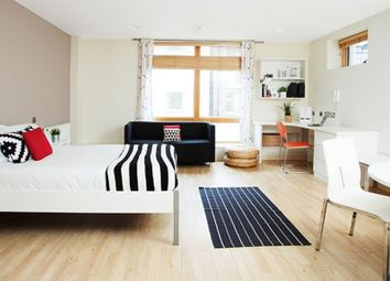Thumbnail Studio to rent in Kirby Street, London, - Students Only, Short Let Summer Stay