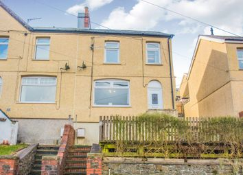 Thumbnail 3 bed end terrace house for sale in Abernant Road, Markham, Blackwood
