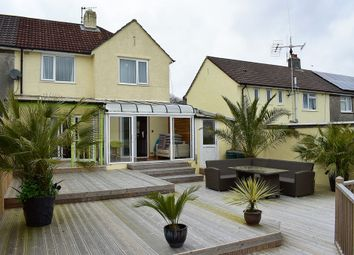 Thumbnail 3 bed semi-detached house for sale in Thames Gardens, Laira, Plymouth