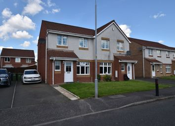 Thumbnail 3 bedroom semi-detached house for sale in Newton Avenue, Cambuslang, Glasgow