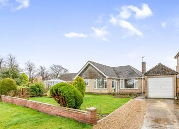 Thumbnail 3 bed detached bungalow for sale in Ashwell Road, Cottesmore, Oakham