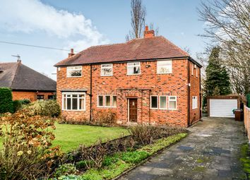 Thumbnail 4 bed detached house for sale in Town Street, Middleton, Leeds
