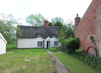 Thumbnail 3 bed detached house to rent in Bridge Street, Huntingfield, Halesworth