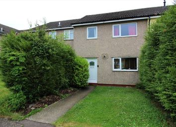 Thumbnail 3 bedroom end terrace house for sale in Kingfisher Close, Haverhill, Suffolk