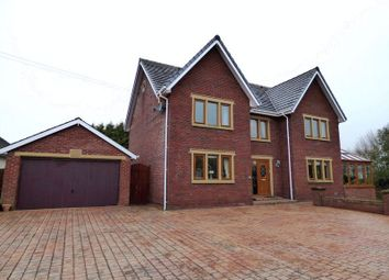 Thumbnail 4 bed detached house for sale in St. Helens Road, Overton, Morecambe