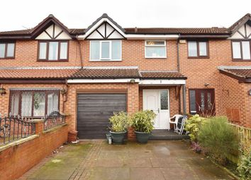 Thumbnail 3 bed mews house for sale in Hopecourt Close, Salford