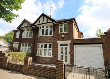 Thumbnail 3 bed semi-detached house for sale in Winchester Avenue, Leicester, Leicestershire