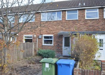 Thumbnail 3 bed terraced house to rent in Park Road, Farnborough