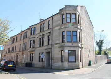 Thumbnail 1 bed flat for sale in Stock Street, Paisley