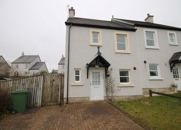 Thumbnail 3 bed semi-detached house for sale in Townend Place, Symington, Kilmarnock