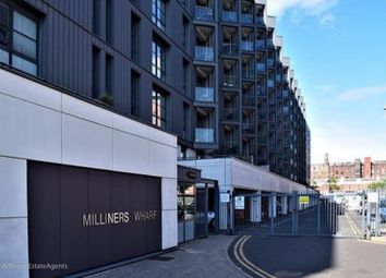 Thumbnail 1 bed flat to rent in Milliners Wharf, 2 Munday Street, Manchester