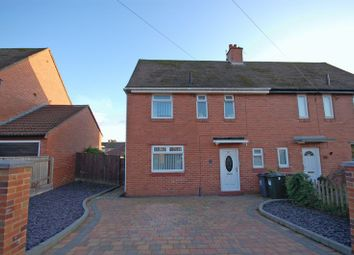 Thumbnail 3 bed semi-detached house for sale in Glenfield Road, Benton, Newcastle Upon Tyne