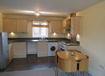 Thumbnail 2 bed flat to rent in Silver Streak Way, Strood, Rochester