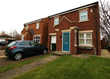 Thumbnail 3 bed detached house for sale in Wiltshire Gardens, Wallsend