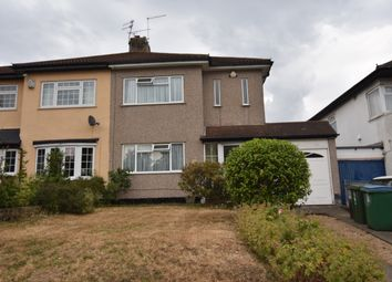 Thumbnail 3 bed semi-detached house for sale in Colne Way, Watford
