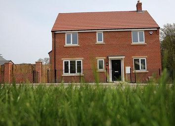 Thumbnail 4 bedroom detached house for sale in Fairway Red Hall, Fairway, Red Hall Darlington