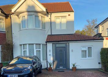 Thumbnail 1 bed flat to rent in Northumberland Road, North Harrow, Harrow