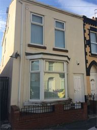 Thumbnail 4 bed end terrace house to rent in Gresham Street, Liverpool, Merseyside
