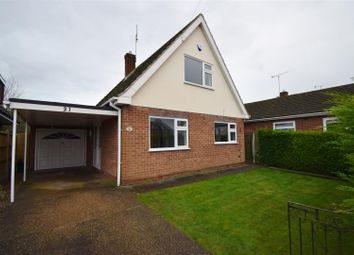 Thumbnail 2 bed detached bungalow for sale in Hereford Avenue, Ollerton, Newark