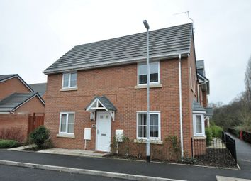 Thumbnail 3 bedroom detached house for sale in Saw Mill Way, Burton-On-Trent