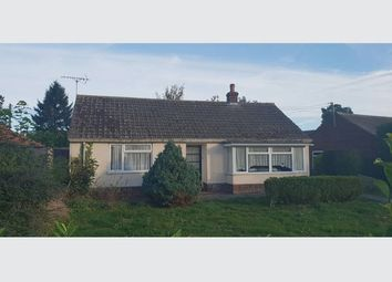 Thumbnail 2 bed detached house for sale in 7 Hereward Way, Weeting, Suffolk
