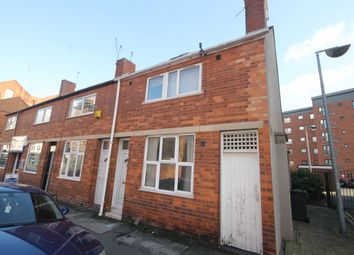 Thumbnail 5 bedroom end terrace house to rent in Western Road, Leicester LE3, West End