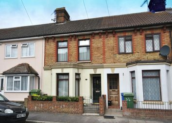 Thumbnail 3 bed terraced house to rent in Kingsnorth Road, Faversham