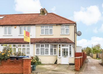 Thumbnail 3 bed end terrace house for sale in Fullers Way South, Chessington