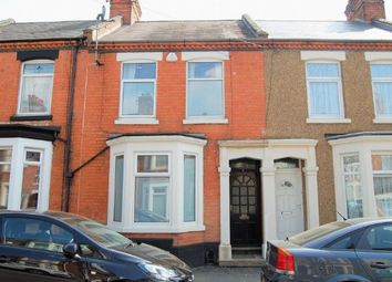 Thumbnail 3 bed terraced house for sale in Whitworth Road, Abington, Northampton