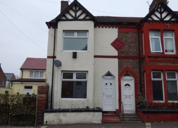 Thumbnail 2 bed terraced house to rent in Willmer Road, Tranmere
