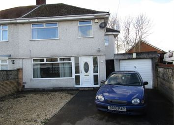 Thumbnail 4 bed semi-detached house for sale in Fanshawe Road, Hengrove, Bristol