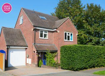 The Green, Overton, Basingstoke RG25. 4 bed detached house