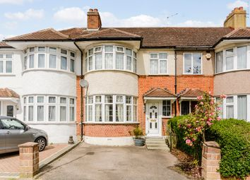 Thumbnail 3 bed terraced house for sale in Durley Avenue, Pinner, Middlesex