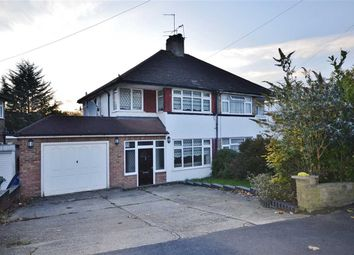 Thumbnail 3 bed semi-detached house to rent in Hampden Way, Southgate