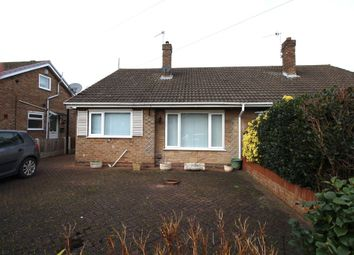 2 bed semi-detached bungalow for sale in Pine Hall Road, Barnby Dun, Doncaster DN3
