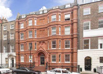 Thumbnail 3 bed flat to rent in Nassau Street, Fitzrovia, London