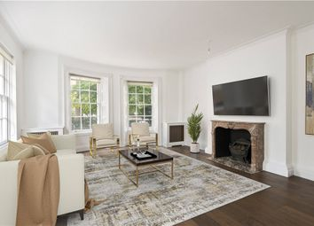 Thumbnail 3 bedroom flat for sale in Montagu Square, London