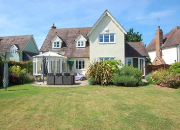 Thumbnail 4 bed detached house for sale in Harrington Close, Tiptree, Colchester