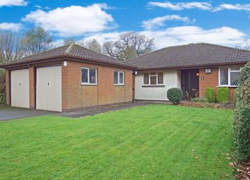 Thumbnail 3 bed detached bungalow for sale in West Cross Lane, Mountsorrel, Loughborough