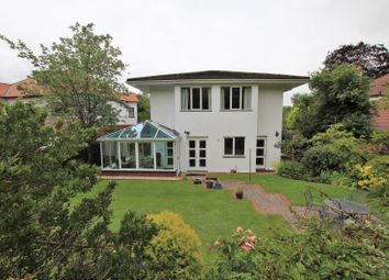 Thumbnail 4 bed detached house for sale in Riddings Road, Hale, Altrincham