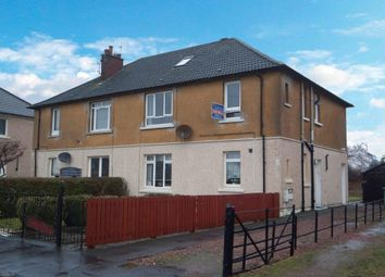 Thumbnail 2 bed flat for sale in Newton Avenue, Skinflats