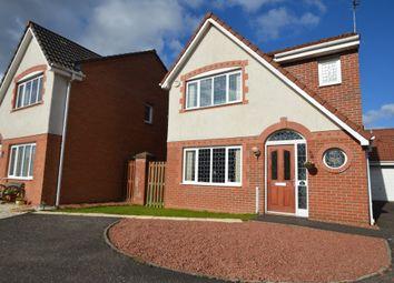 Thumbnail 3 bed detached house for sale in 4 Woodfarm Close, Whitehurst Park, Kilwinning