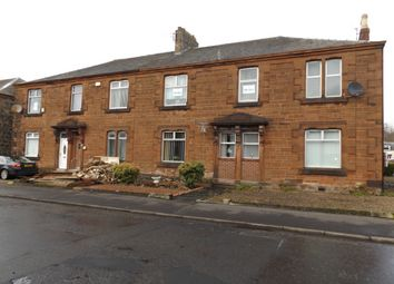 Thumbnail 2 bed flat for sale in East Donnington Street, Darvel